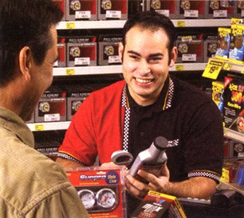 Interviews with retail store team members were at the heart of the anniversary narrative commissioned by Advance Auto Parts.