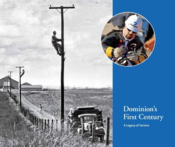 "Shown on the cover: a rural electrification crew at a Virginia farm in the 1930s and a contemporary worker performing maintenance to power lines. In keeping with this theme, the book features ""Then and Now"" juxtapositions throughout."